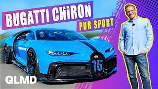 €3.5M Bugatti Chiron Pur Sport | 1500 PS | On Track | Matthias Malmedie