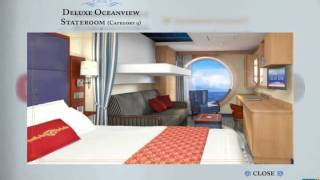 Disney Cruises - Staterooms On Deck 8