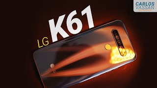 Lg K61   Unboxing en Español