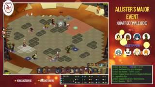 Allister's Major Event : Impact vs. Allister Porn (1/4 de Finale - Match 1)