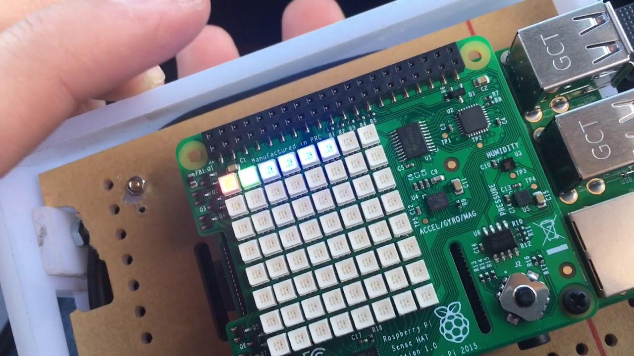 MEGR 3092 Raspberry Pi OBD II Data Logger