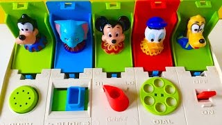 Mickey Mouse Clubhouse Pop-Up