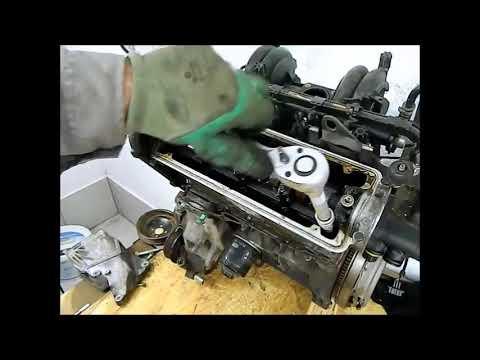 Hengerfej tömítés cseréje egy 4 hengeres motoron (MAGYAR)