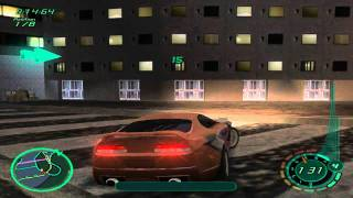 Midnight Club II  Walkthrough HD ENG/PL part 8 - Tokyo vol. 2 - Nikko Zen (72,6% Game)