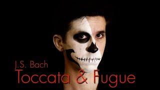 Bach, Johann Sebastian | Toccata & Fugue in D minor, for Efx Clarinet (arr.)