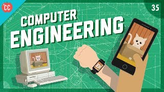 Computer Engineering & the End of Moore's Law: Crash Course Engineering #35