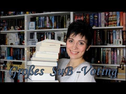 GROßES  SuB - VOTING! | Mit welchen Büchern beginnt 2020?