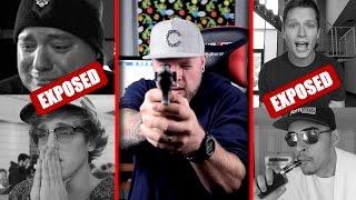 Exposed 2016 Diss Track (Tmartn, Logan Paul, Biblical Reaper, FaZe Rain, Unbox Therapy)