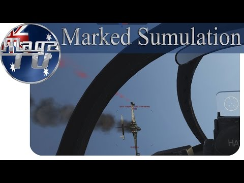 War Thunder - Marked simulation test announcement