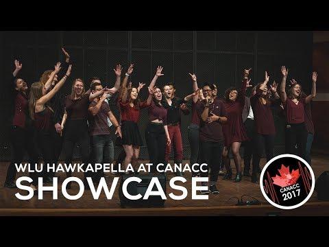WLU Hawkapella, Wilfrid Laurier University, October 7 2017