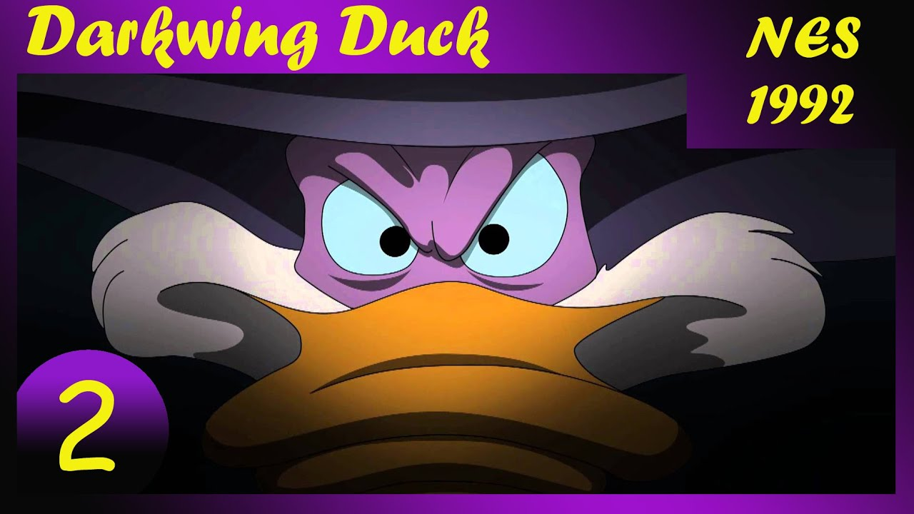 [ПРОХОЖДЕНИЕ] - Darkwing Duck - 2/4 - Победитель тёмных ... От Винта Черный Плащ