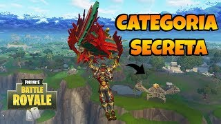 FORTNITE-LOCATION of the SECRET CATEGORY-week 5 [Season 4]