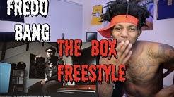 FREDO BANG - THE BOX FREESTYLE ( RODDY RICCH REMIX ) HE TAKING SHOTS!!!