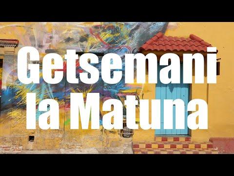 Getsemani & la Matuna, CARTAGENA, COLOMBIA - 4K UHD - Virtual Trip
