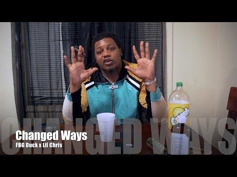 FBG Duck x Lil Chris - Changed Ways (Music Video)