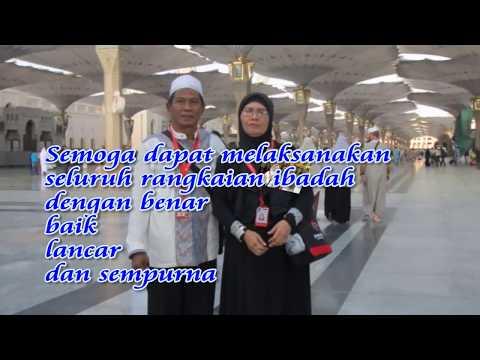 ucapan selamat menunaikan ibadah haji kpd Moch Syakir.