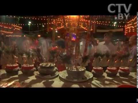 CTV.BY: В Гонконге отметили традиционный китайский Фестиваль голодных духов