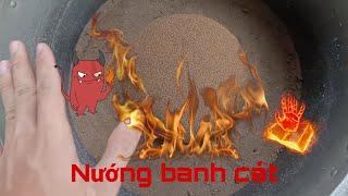 Thử nướng banh cát I Phương Phương Du Ký 5