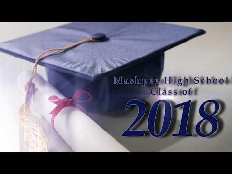Mashpee  High School Graduation Class Of 2018