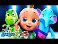 🕺Choo Choo WAH   Dance with Johny and Zigaloo   ChuChuWa   LooLoo Kids
