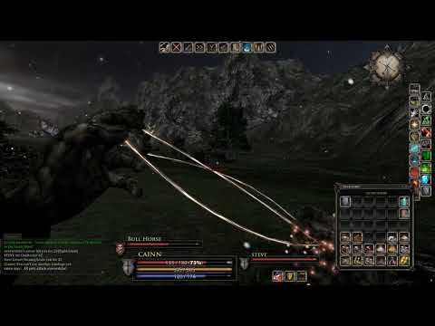 Mortal Online 2018 09 23 Escape from GNAT DEF