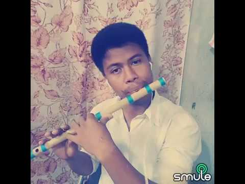 Parbo Na bengali song From Borbaad - flute cover by dhurba