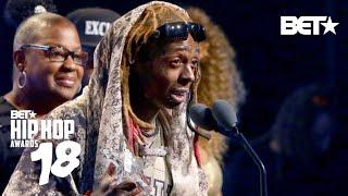 Lil Wayne's Near-Death Experience | Hip Hop Awards 2018