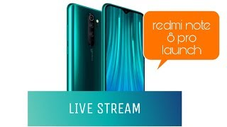 #64MPQuadCamBeast Xiaomi Product Launch | Live Stream starts at 12 NOON!