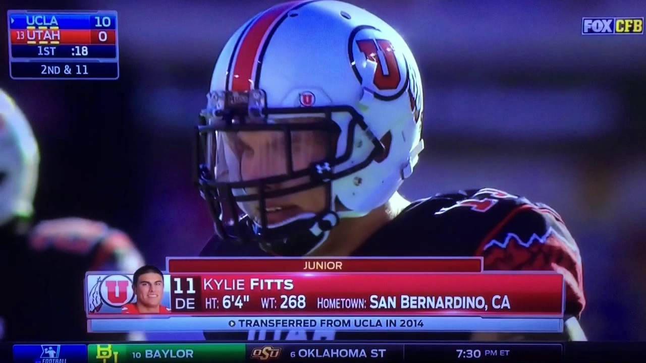 100% authentic 18399 5ff5d Kylie Fitts could be the steal of the draft - Windy City ...