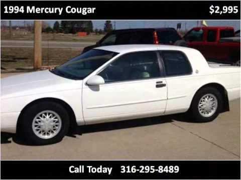 1994 mercury cougar used cars arkansas city wichita for Winfield motors wichita ks