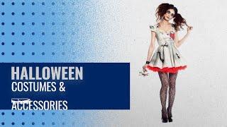 Seeing Red Women Halloween Costumes & Accessories [2018]  Starring: Women Voodoo Doll Costume