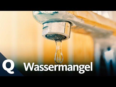 Wasserknappheit: Warum Uns Das Trinkwasser Ausgeht   Quarks
