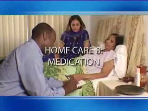 Home Care 8: Medication by BVS Training