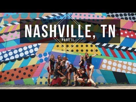 EileneExperiences: ANOTHA WILD BACHELORETTE PARTY Y'ALL | Nashville, TN - Pt. 2