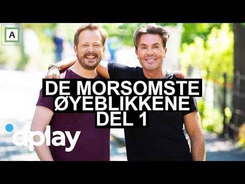 Jan Thomas og Einar blir venner | De morsomste øyeblikkene Del 1 | TVNorge