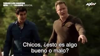 Scorpion Temporada 3 - Episodio 8... ¿Será el fin?