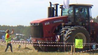 Big Tractors John Deere vs Versatile