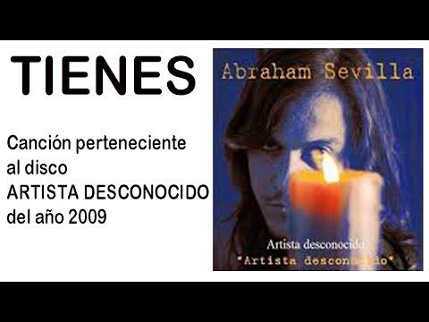 Abraham Sevila - Tienes (Video lyric)