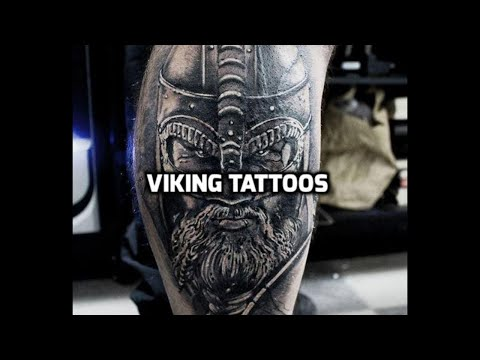 Viking Tattoos - Best Viking tattoo design ideas