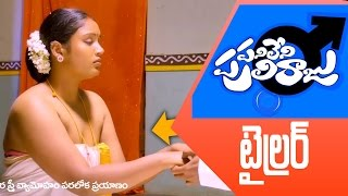 Panileni Puli Raju Movie Theatrical Trailer | Dhanraj | Comedy | Latest Tollywood Trailers