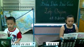 """Song tấu """"Bài ca cao nguyên"""" và """"Bài luân vũ vùng Alsace"""""""
