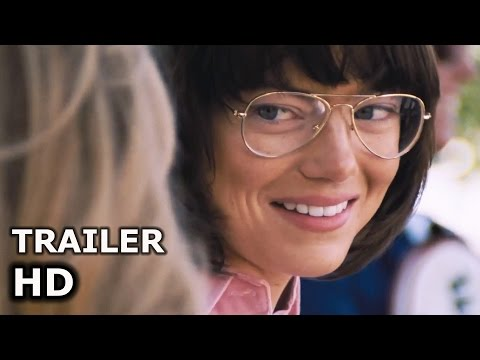 BATTLE OF THE SEXES (2017) Steve Carell - Emma Stone - HD Trailer #1 streaming vf