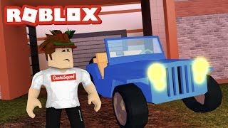 A NEW PRISON AND A MILITARY JEEP! (Roblox Jailbreak)