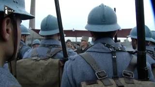 Le défilé du centenaire de la Grande Guerre se prépare