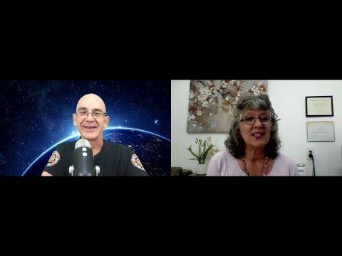 Eileen Durfee Talks with John White About NIR Sauna and Healthy Salt