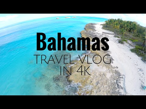 Bahamas Trip with Aerial Video & Caribbean Culture | African Travel Vlog | The Bahamas