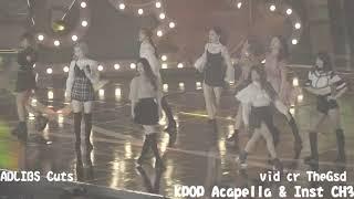 [ADLIBS] TWICE (트와이스) - YES or YES [Nayeon & Jihyo]