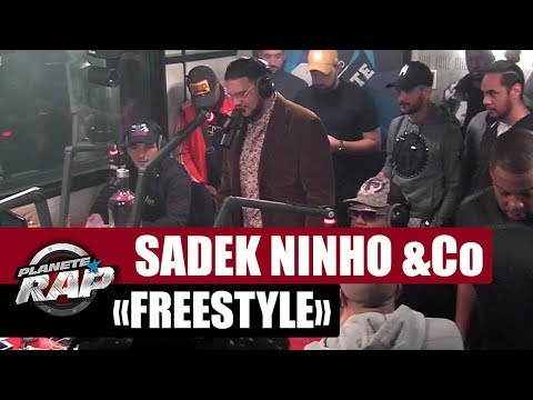 Freestyle Sadek, Ninho, Hornet La frappe #PlanèteRap