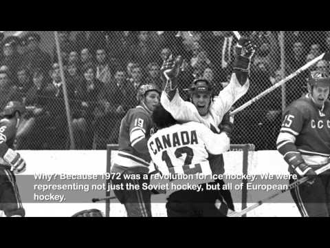 IIHF Vladislav Tretiak Interview - YouTube