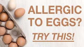 Allergic to eggs? There's still plenty you can eat on The Plant Par...